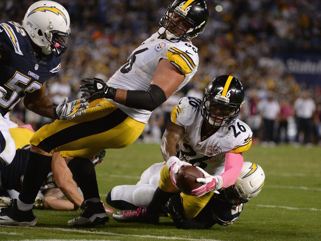 The Steelers' Final Play Was So Ballsy