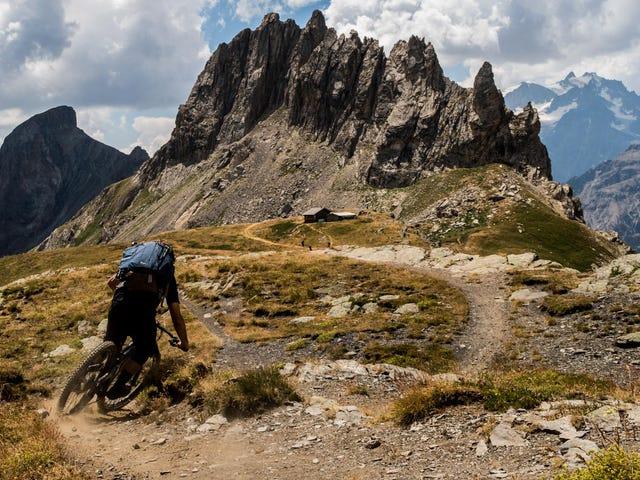Trois mois après avoir appris à faire du vélo de montagne, j'ai abordé les meilleurs sentiers du monde