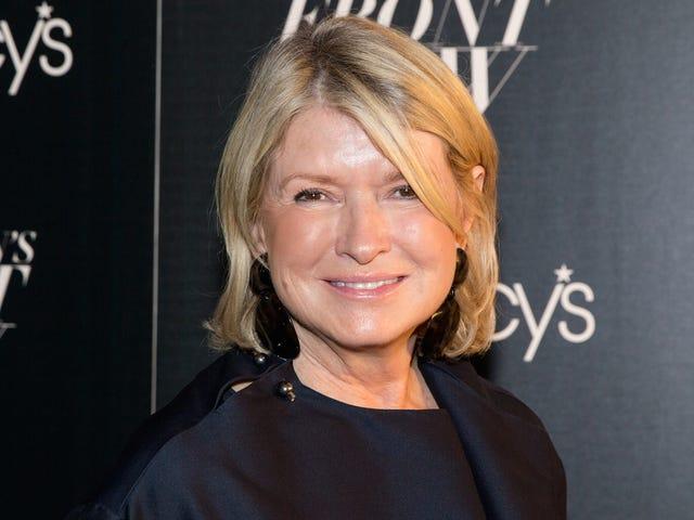 การตรวจสอบการสะกดของ Martha Stewart ไม่ได้ให้ความเคารพแก่เธอที่เธอสมควรได้รับ