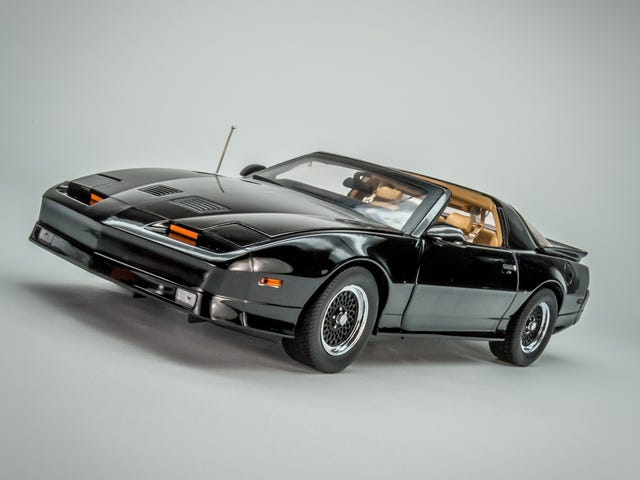 Lald Car Week: 1:18 GreenLight 88 Pontiac Firebird GTA