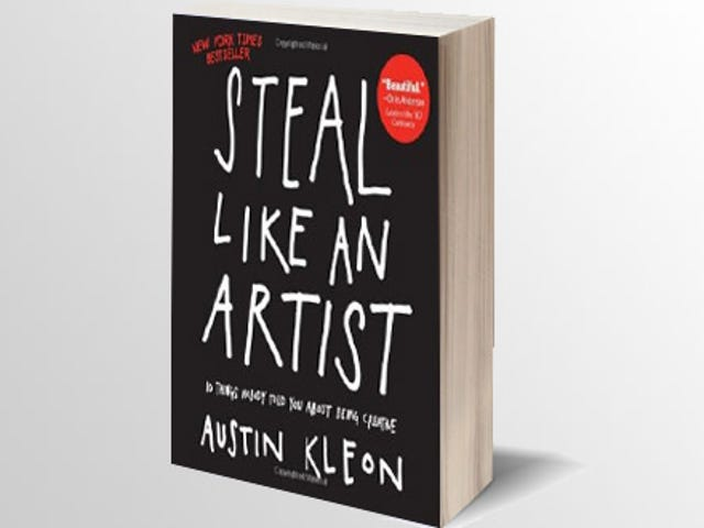 Steal Like an Artist - A Review (Kind Of)
