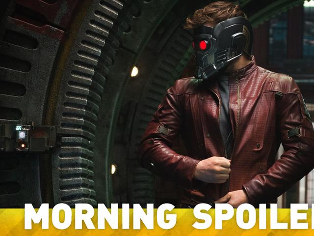 Ο Τζέιμς Γκούν εκβιάζει έναν αριθμό λεπτομερειών για τους <i>Guardians Of The Galaxy Volume Two</i> !