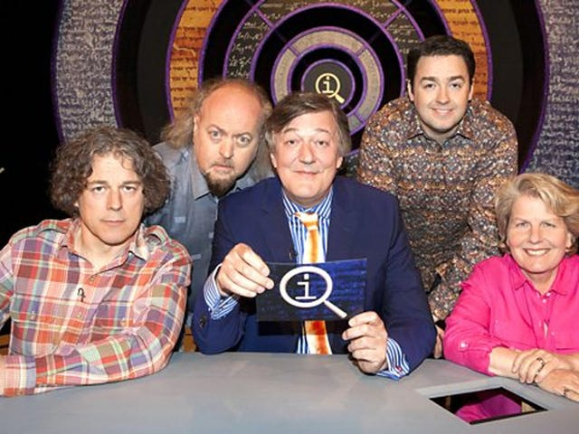 Stephen Fry to leave QI, new Host will be Sandi Toksvig