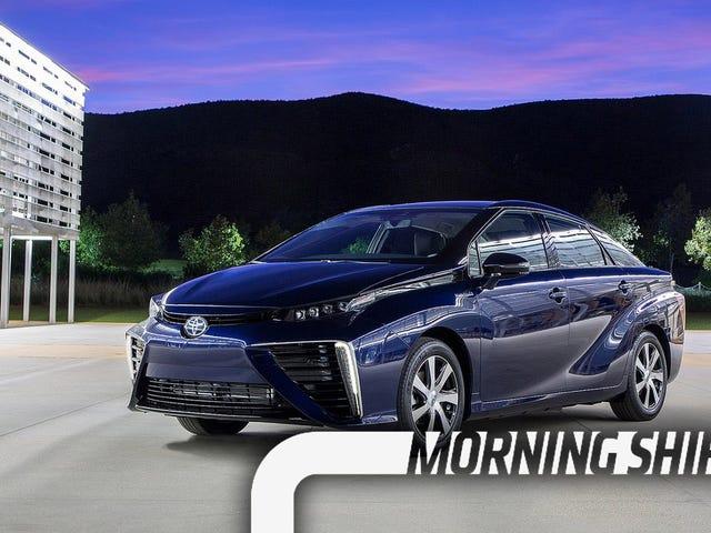 Toyota Mahu Semua Tetapi Menghapuskan Mesin Bensin Menjelang 2050