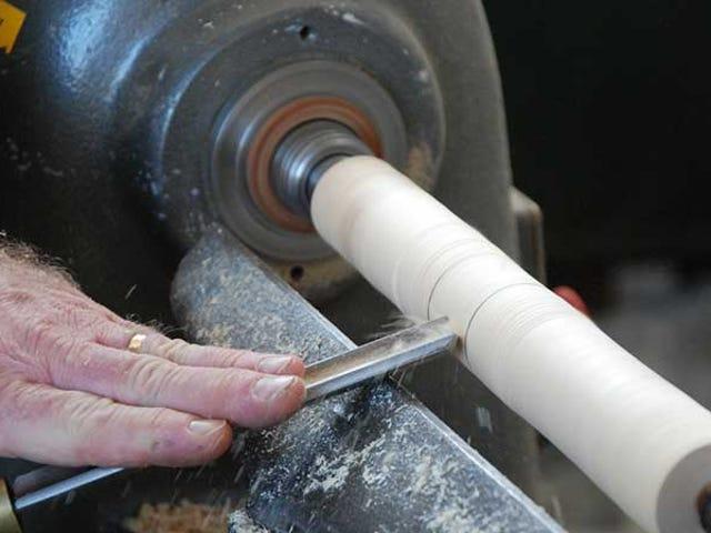 Come iniziare Woodturning e creare le proprie bocce e maniglie
