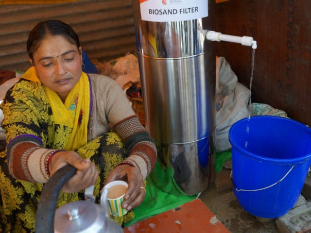 A Clever Way of Getting Clean Water to a Ballooning Global Population