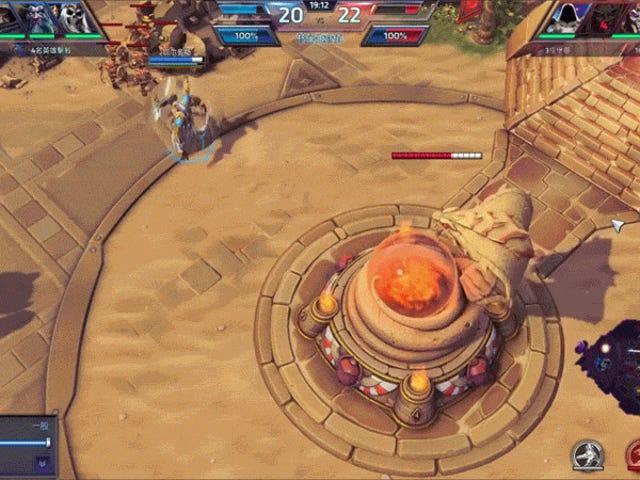 <i>Heroes Of The Storm</i> Bug får en spelare att vinna omedelbart