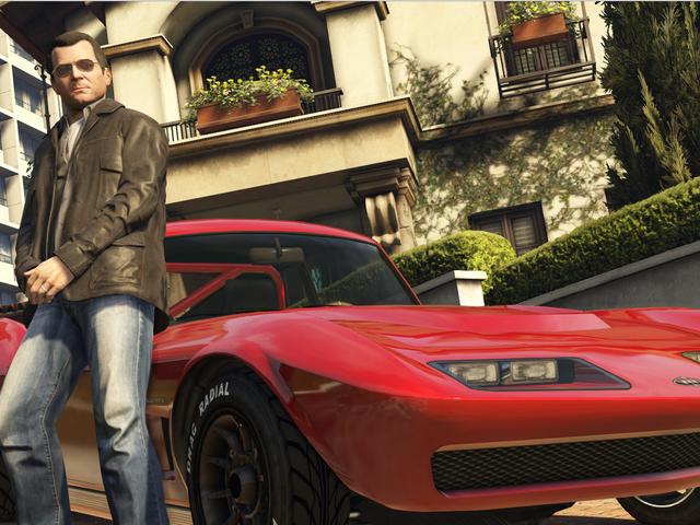 <i>Grand Theft Auto</i> Version of Top Gear är en blast att titta på