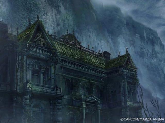 Το Capcom κάνει μια νέα ταινία <i>Resident Evil</i> CG