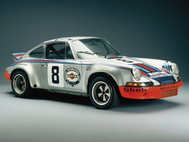 La canción de Porsche RSR.