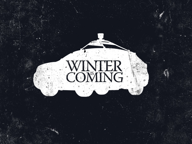De autonome winter komt eraan