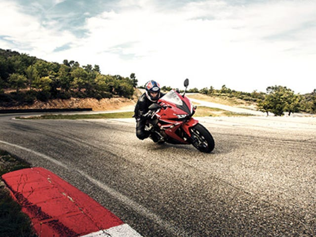 Honda's New CBR Is A Sportbike For Sane People