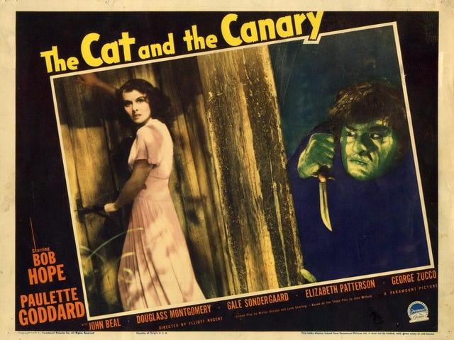 Svengoolie:猫与金丝雀(1939)