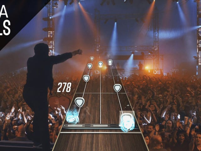 Save $10 on Your Guitar Hero Live Preorder