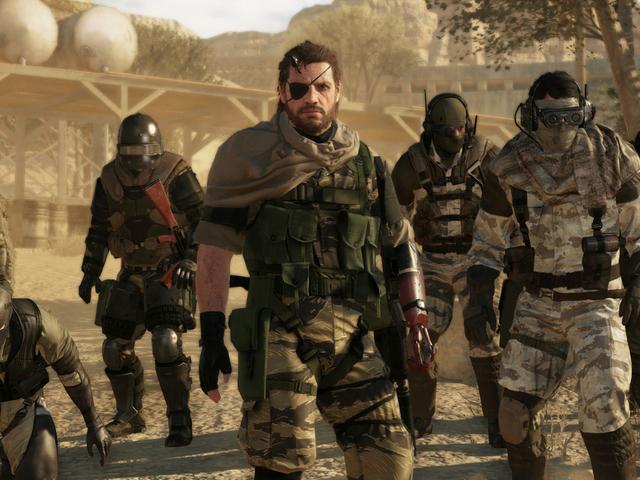 Một tuần bất ngờ tuyệt vời với <i>Metal Gear Online</i>