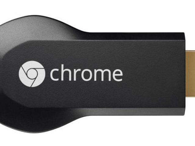 Chromecast'i olan var mı?