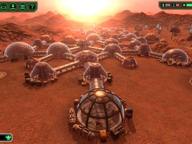Hit mới nhất của Steam là một trò chơi xây dựng căn cứ trên sao Hỏa