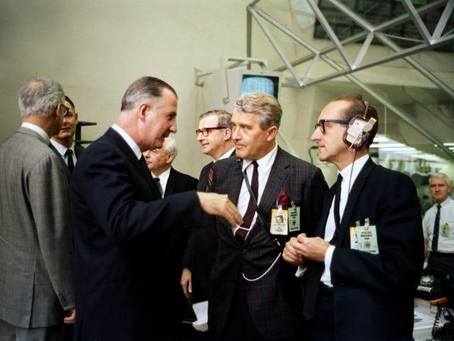 Avaruussukkulan isä, George Mueller, kuoli 97-vuotiaana