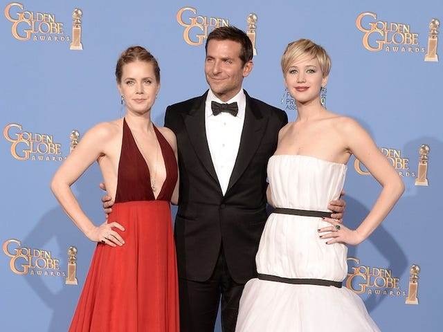 Bradley Cooper Will Team Up With His Female Co-Stars to Negotiate Pay