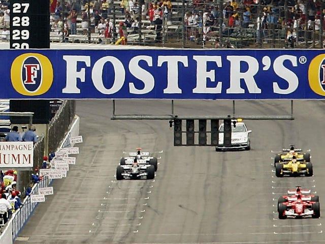 Yhdysvaltojen yksimielisesti muotoiltu - vuoden 2005 Formula 1 -sarjan Grand Prix