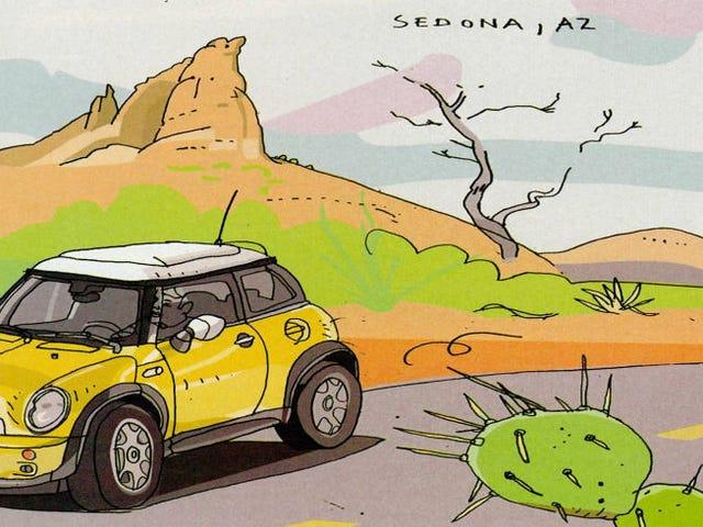 Hvordan Reinkarneret Mini Cooper Reawakened Car Enthusiasm
