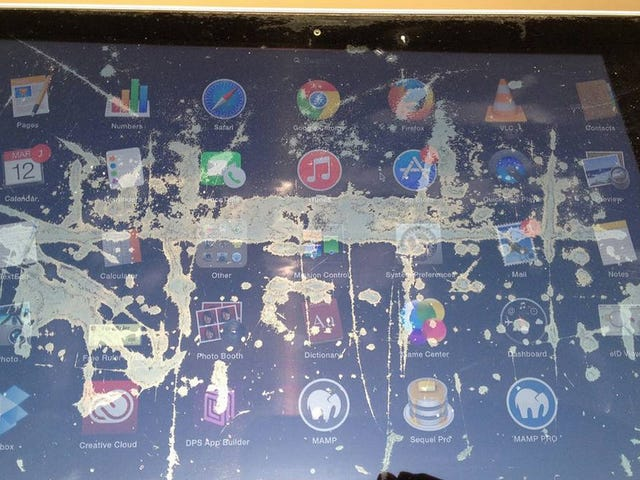 Apple przyznaje, że delaminowanie ekranów może być problemem