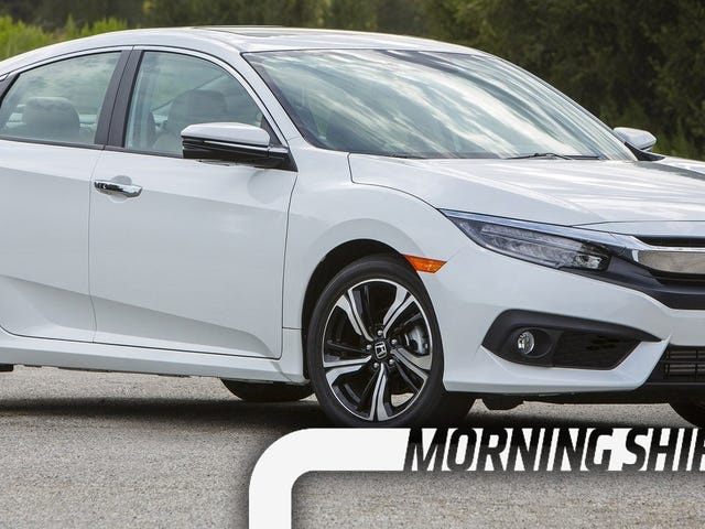 The New Honda Civic's Toughest Competition Is The Crossover