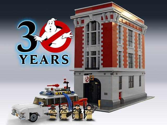 "Toys ""R"" Us Leaked Weitere Informationen zum Lego Ghostbusters Firehouse HQ-Set"