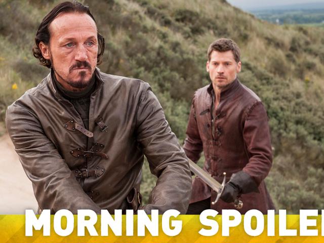 ¡Otro actor de <i>Game Of Thrones</i> ausente por mucho tiempo ha sido visto en el set!