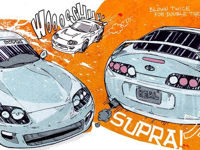 Mr. Regular Explains How The Supra Runs On Gas And Hype, Is Totally Worth Your Money