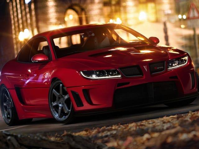 ¿Cómo sería Pontiac en 2015?