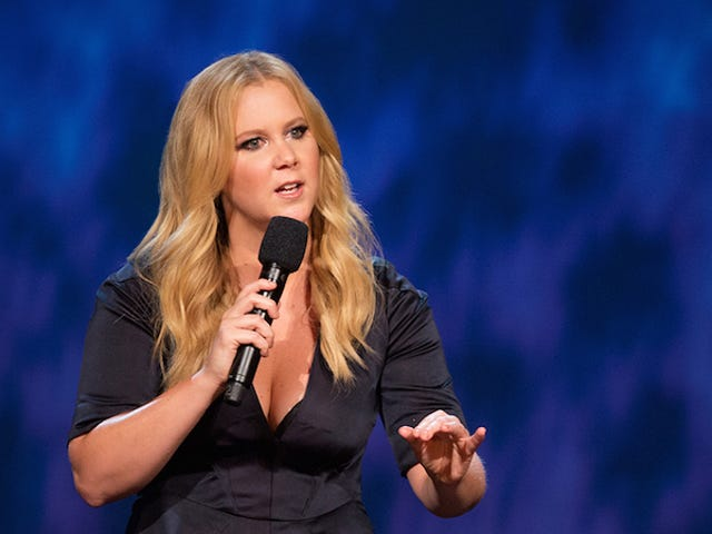 Amy Schumer's Nice HBO Special Rescued by Wacko Dickplay & the 'Abraham Lincoln'