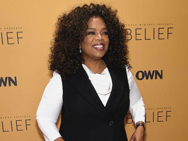 L'ancien Yo-Yo Dieter Oprah Winfrey a acheté un morceau de Weight Watchers