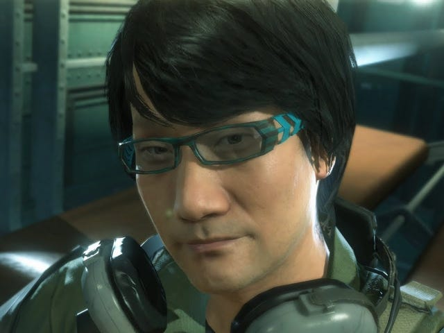 Rapport: Hideo Kojima har forladt Konami