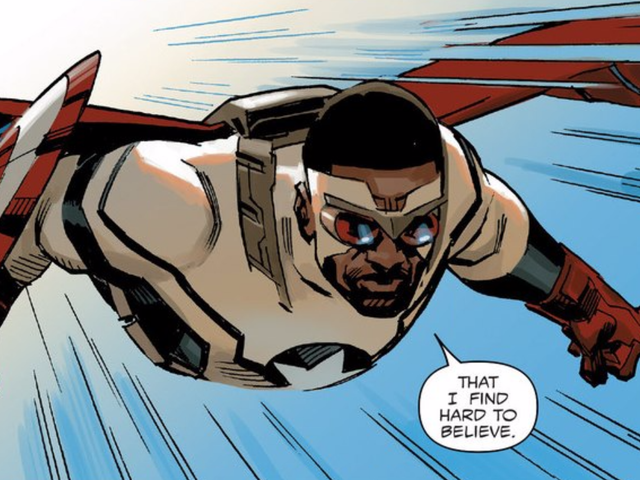 The New <i>Captain America</i> Comic Is All About America's Real World Problems, and People Are Pissed