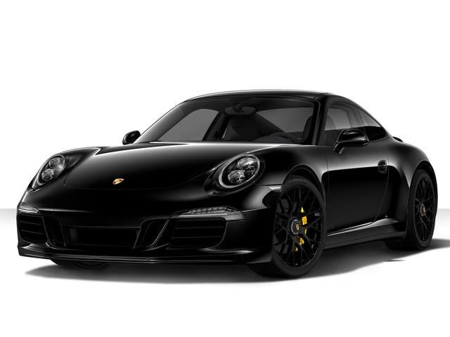 Cấu hình trong ngày: Porsche 911 GTS (991/1)