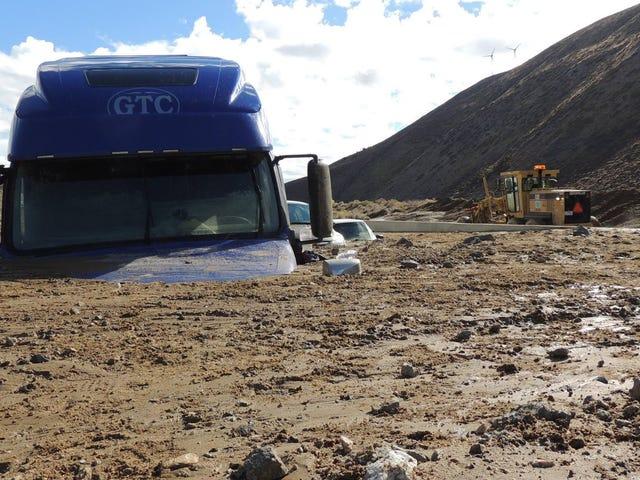 Inside California's Disastrous Mudslides