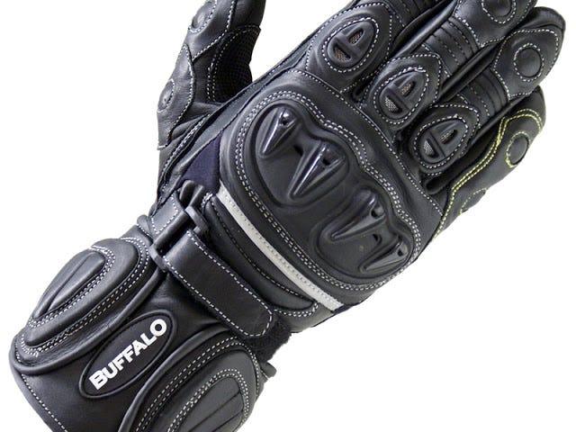 Gear review: Buffalo Bay leather motorbike gloves