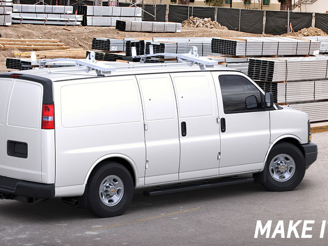 The Cargo Van Is The Perfect Vehicle For Anywhere