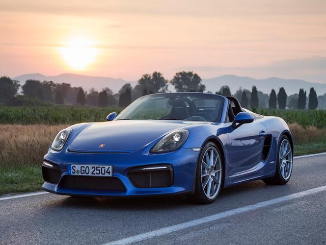 Porsche Boxster: Den Ultimative Købers Guide