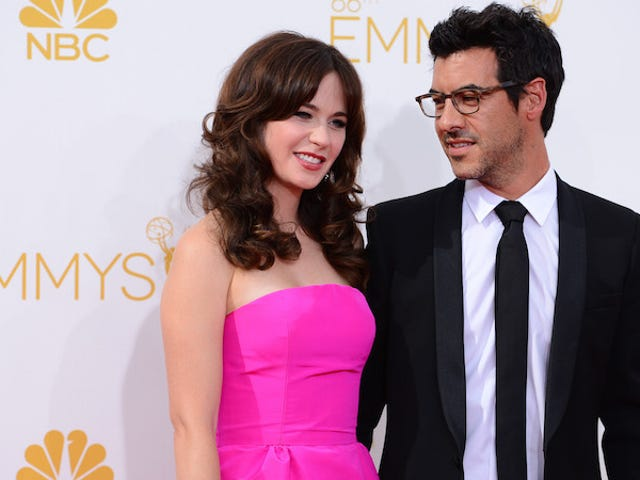 Zooey Deschanel Names Her Daughter 'Elsie Otter,' Remains Extremely On Brand