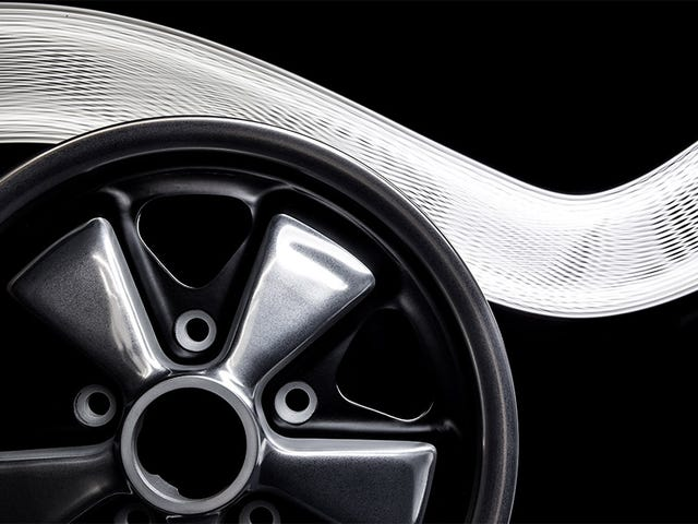 15 Wonderful Photos Of Wheels