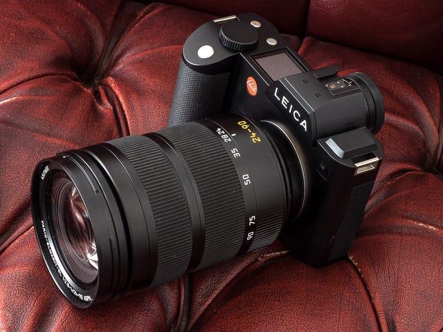 Nowa, bezrozpuszczalna kamera firmy Leica jest genialna, ale zepsuta