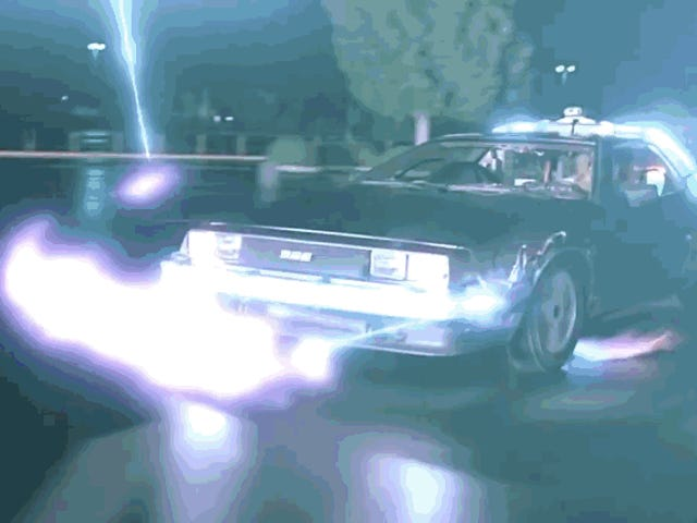 DeLorean DMC-12, la (increiable) historia real de un coche fascinante