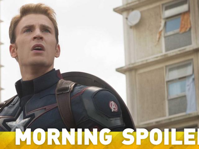 Daniel Brühl taquine son <i>Captain America: Civil War</i> Villain!