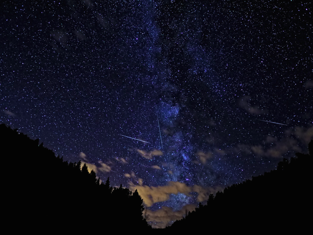 The Best Meteor Shower of the Year Is Tonight, and Here's How to Watch it