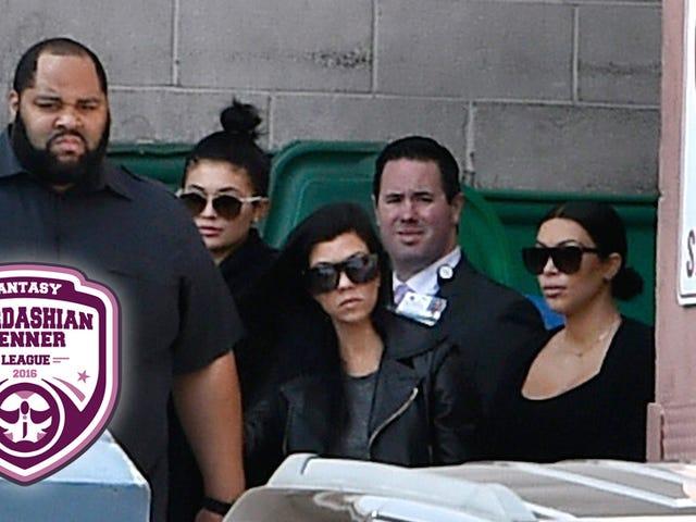 Fantasy Kardashian-Jenner League Semana 3: Mantenerse fuerte para Lamar
