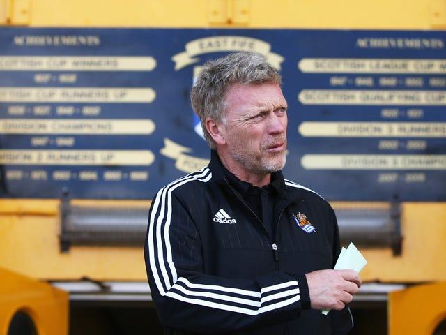 David Moyes tilhører Premier League