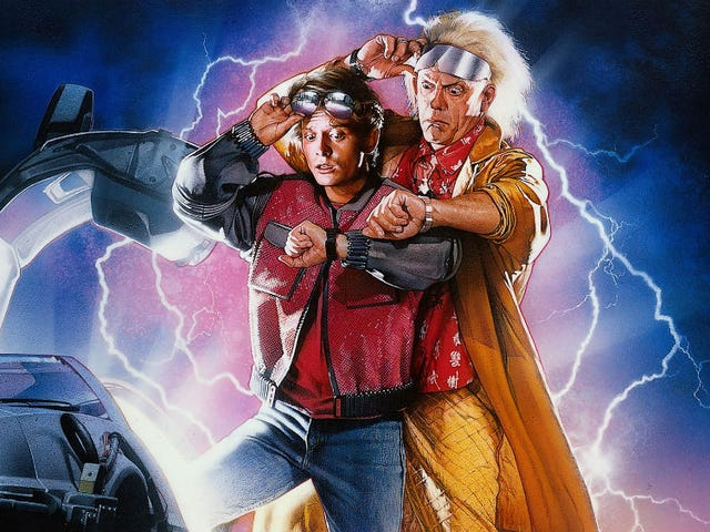 The Best Ways To Celebrate MartyMcFly's Arrival in 2015