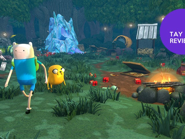<i>Adventure Time: Enquêtes Finn et Jake</i> : la revue TAY